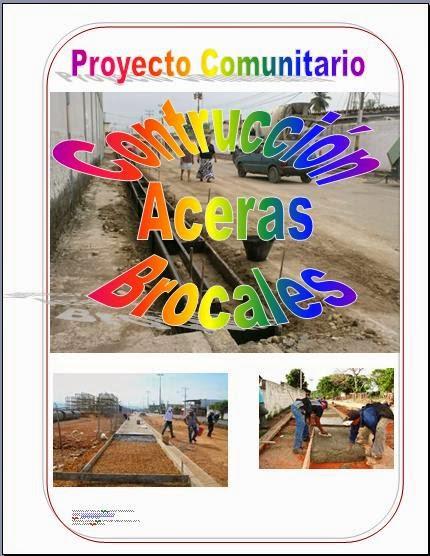 Proyecto Aceras y Brocales