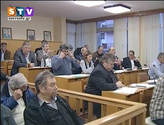 Δημοτικό συμβούλιο(ρεπορτάζ)