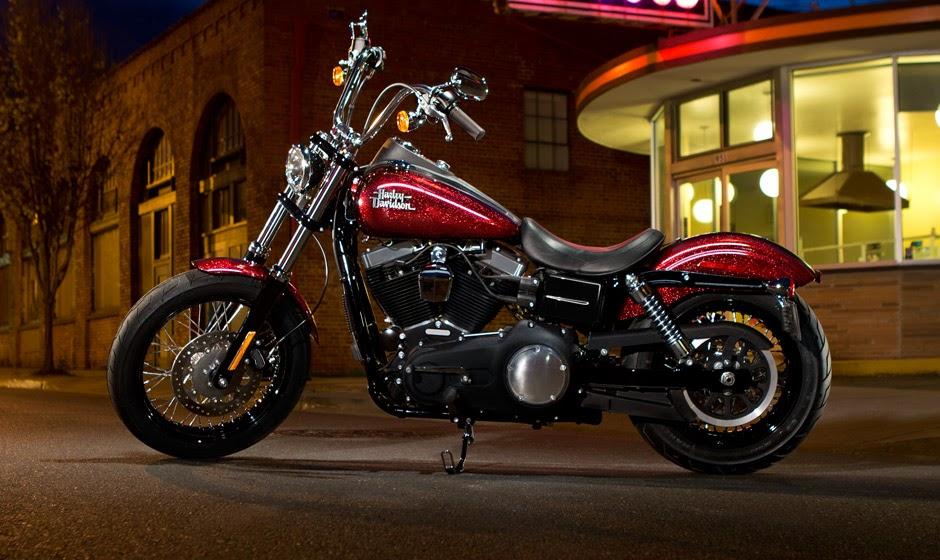 New Harley Davidson 2013