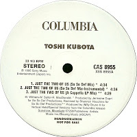 Toshi Kubota – Just The Two Of Us (VLS) (1995)