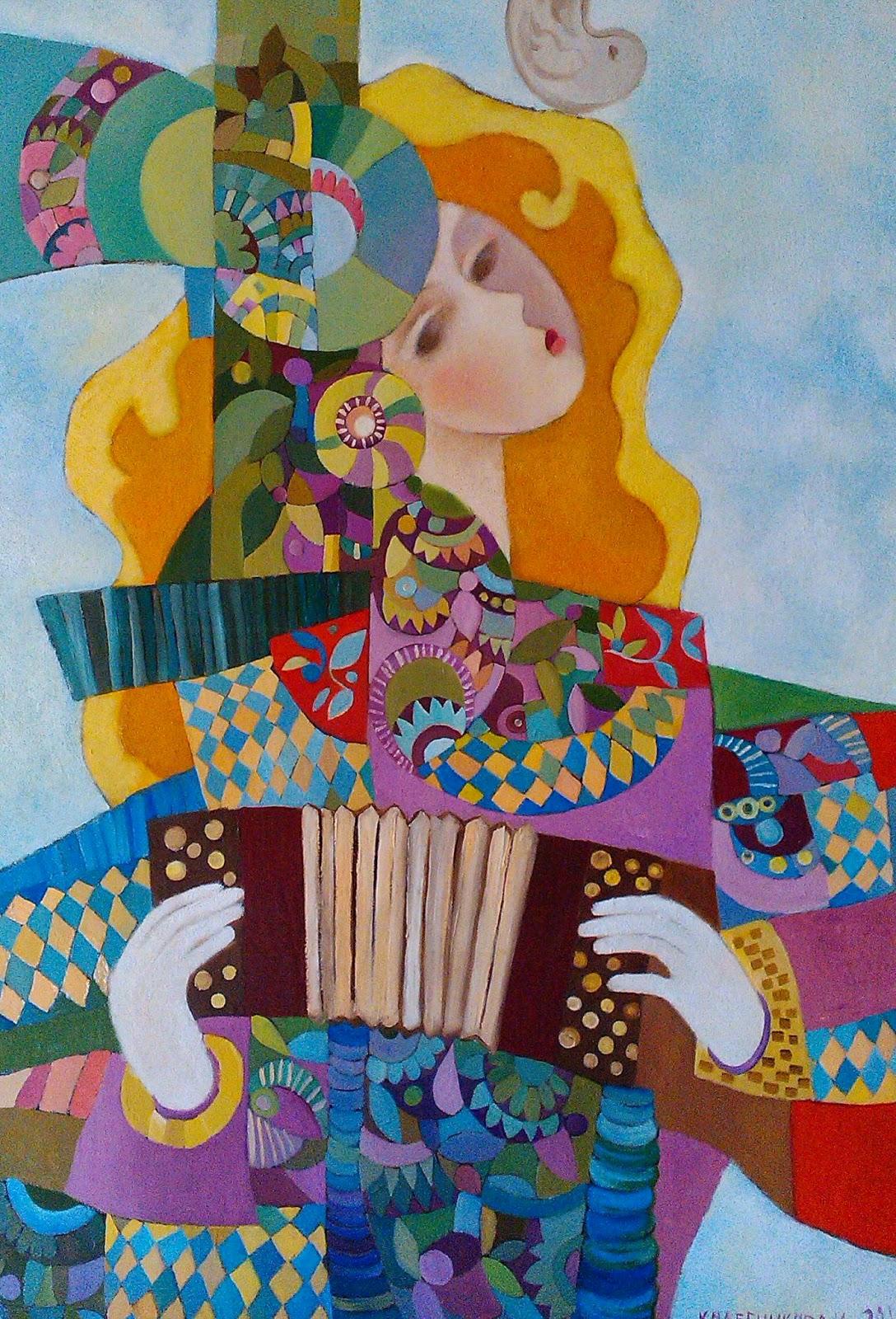 картина Ирины Колесниковой