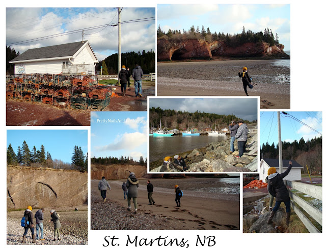 St Martins New Brunswick Canada