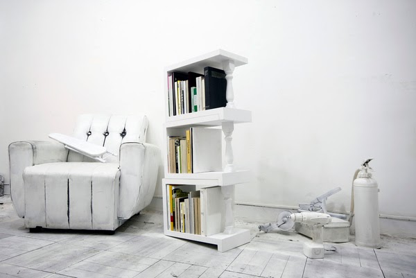 Innovative Bookshelves and Coolest Bookcases (15) 1