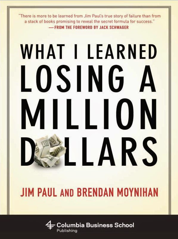 What I Learned Losing a Million Dollars book cover
