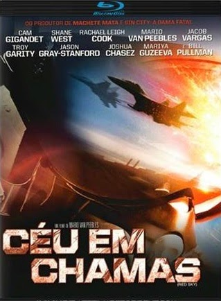 Céu em Chamas – Dublado (2014)