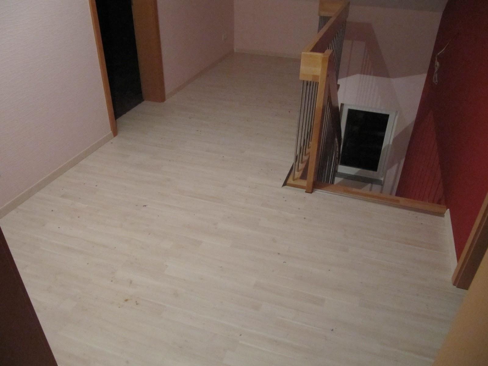 Projekt Schnitzelbude Laminat Im Flur Teppich Im Schlafzimmer