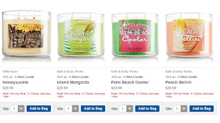 some spring candles 2013 online