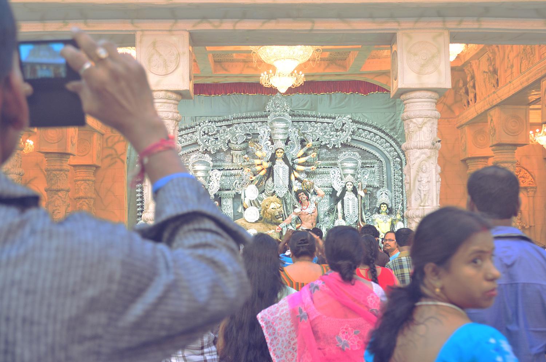Sribhumi durga puja