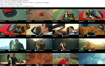 Long Drive-Khiladi 786 Hindi Movie HD Video Song Free Download