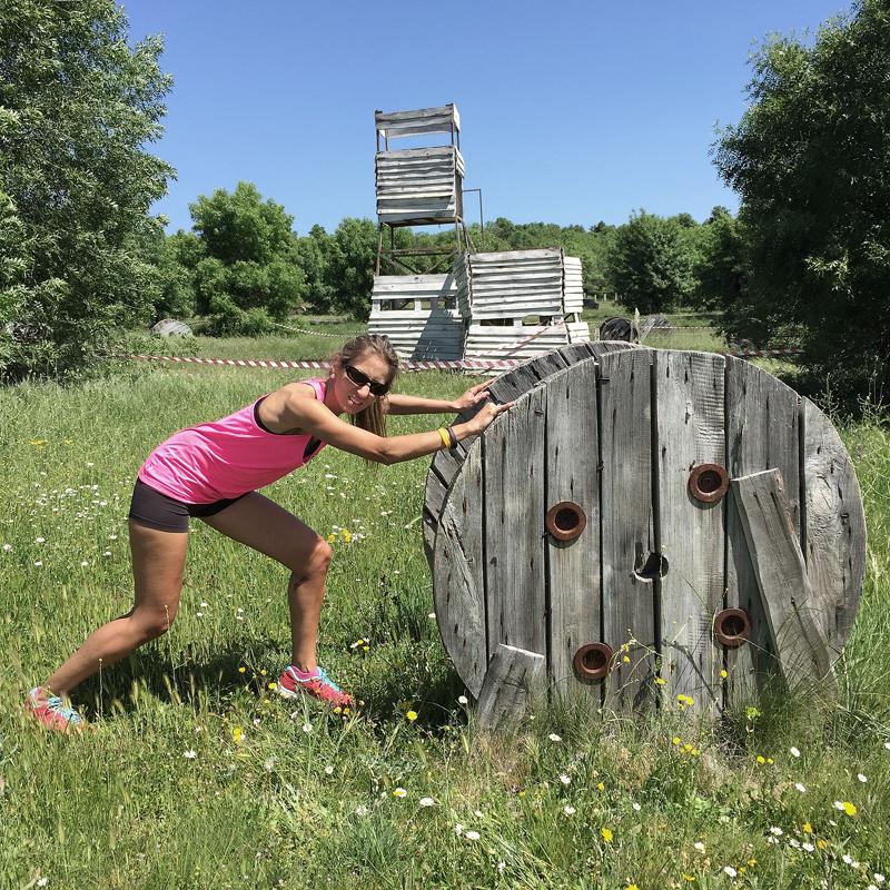 Spartan Race, el entreno con Reebok y Running Academy