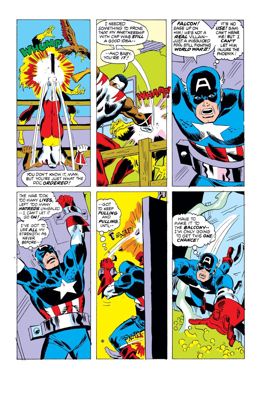 Captain America (1968) Issue #168 #82 - English 19