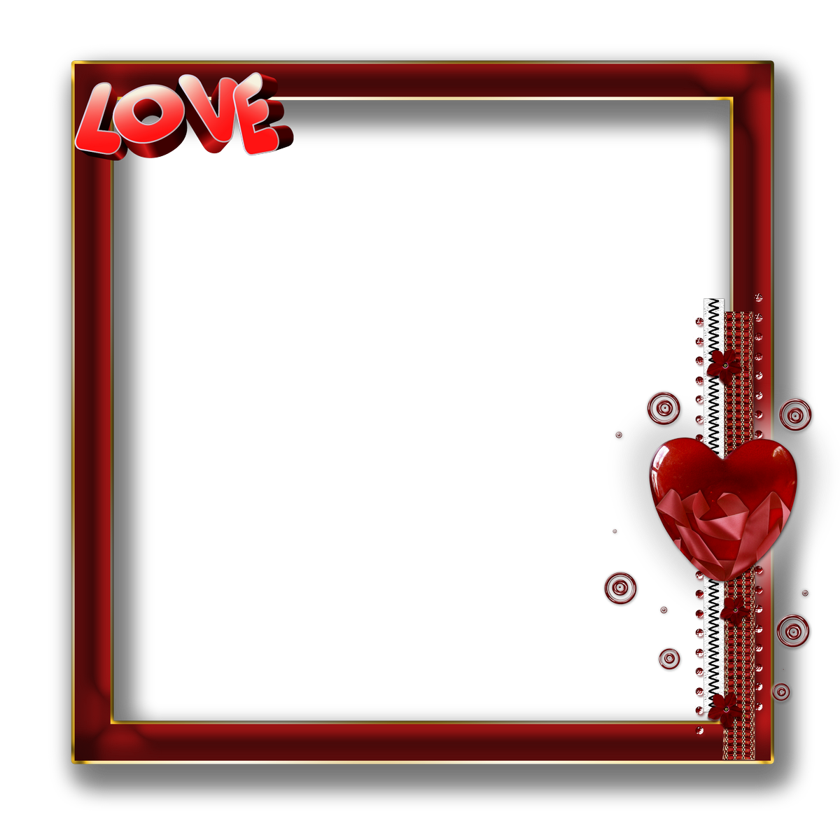 Love Frame Frames Love Picture Frames Hd Background