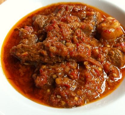 Rica-rica daging sapi