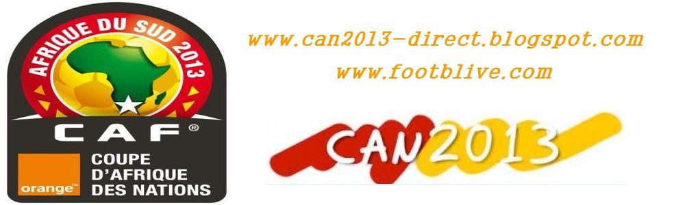 Regarder can 2013 en direct can 2013 live match can 2013 - Regarder coupe d afrique en direct ...