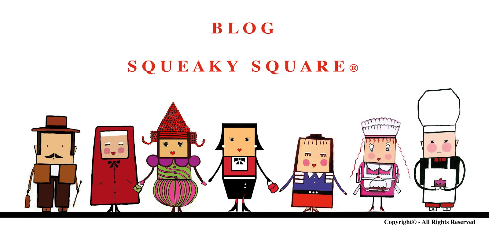 BLOG SQUEAKY SQUARES