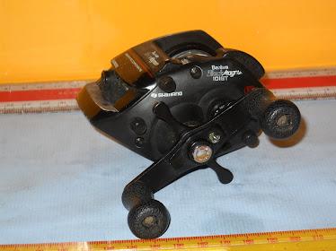Baitcaster Shimano Bantam Black Magnum 101GT LH JAPAN - Used Xllant Cond. RM280