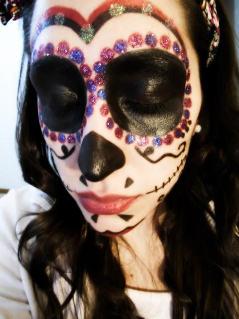 Catrina- Marilina B Makeup