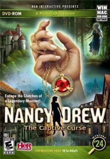 Nancy Drew The Captive Curse-TiNYiSO