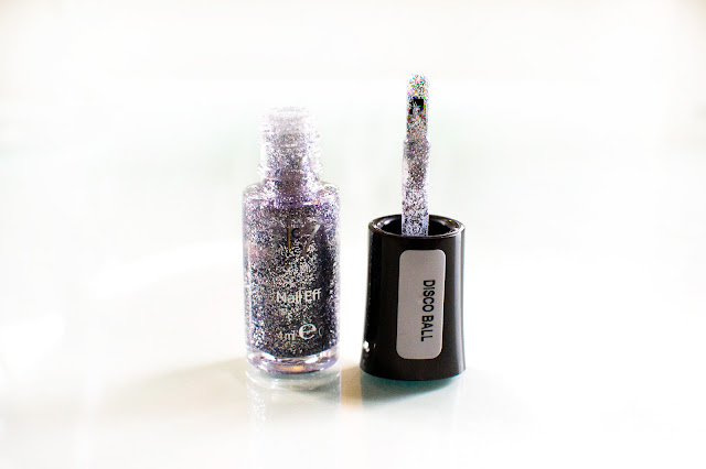 No7 Disco Ball Nail Polish