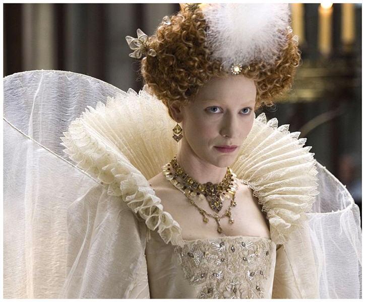 LIBERAZIONE: Inspiration: QUEEN ELIZABETH I Young Queen Elizabeth 1 Dress