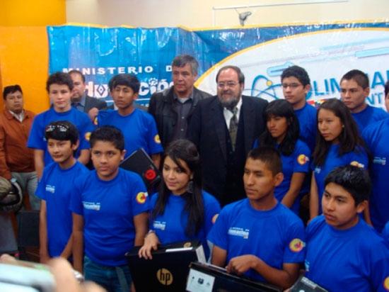 Tarija será la sede de las terceras Olimpiadas Científicas Plurinacionales