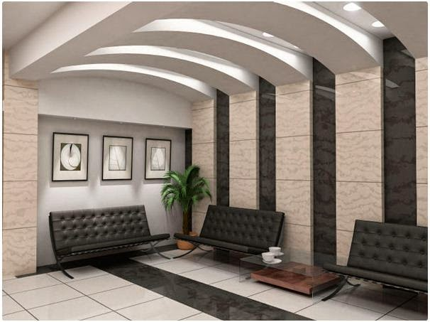 Foyer Entrance Hall Crossword Clue : Cool modern false ceiling designs for hall with photos