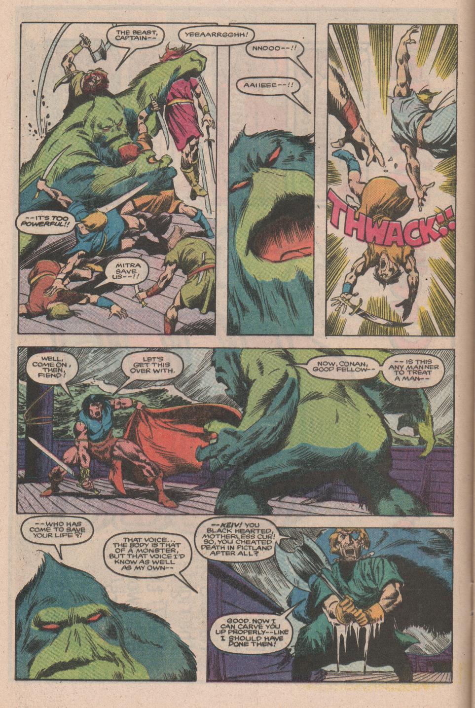 Conan the Barbarian (1970) Issue #177 #189 - English 6