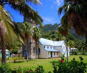 Fijian island of Ovalau