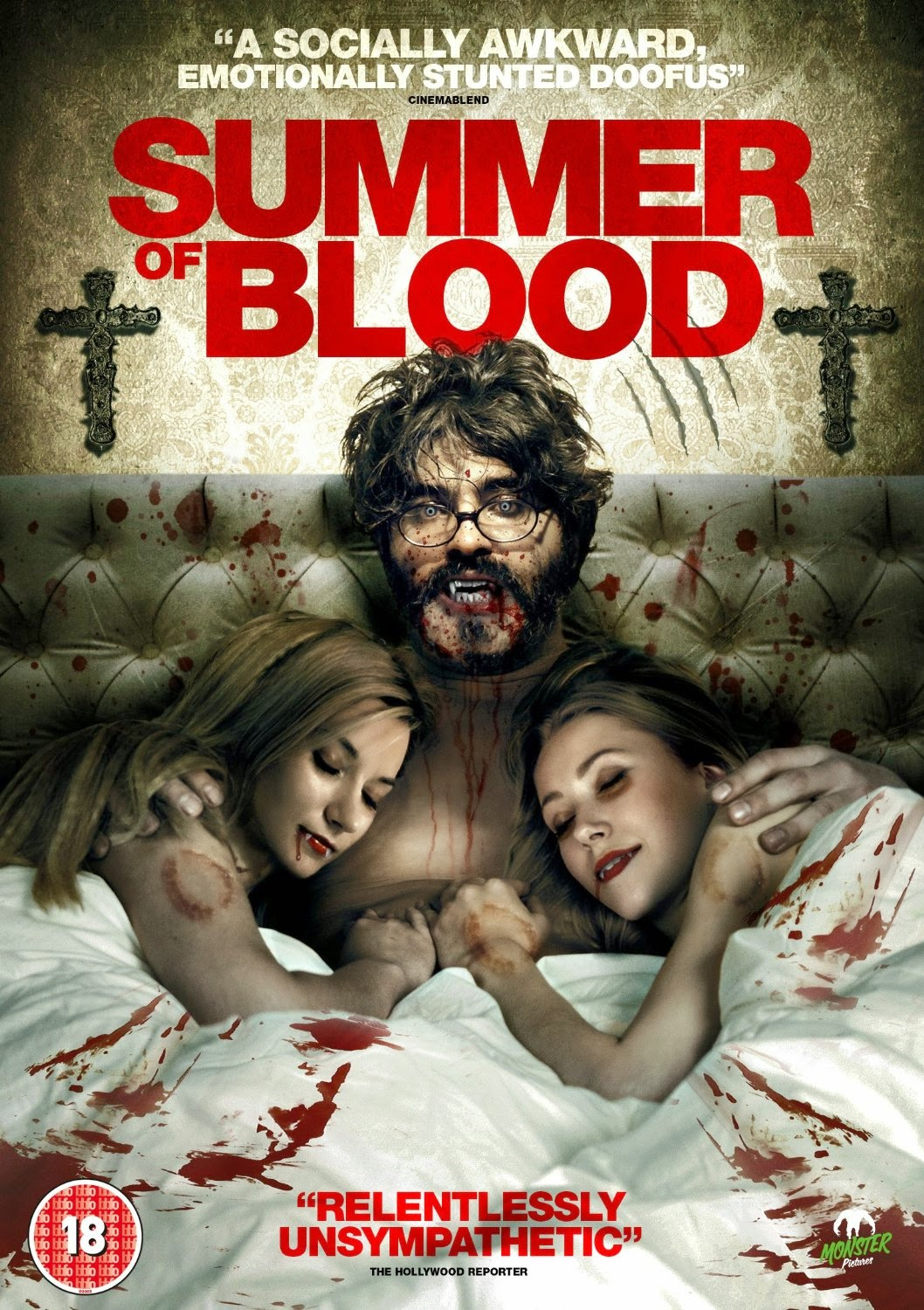 Download Summer of Blood (2014) BluRay 720p 700MB+All Subtitle