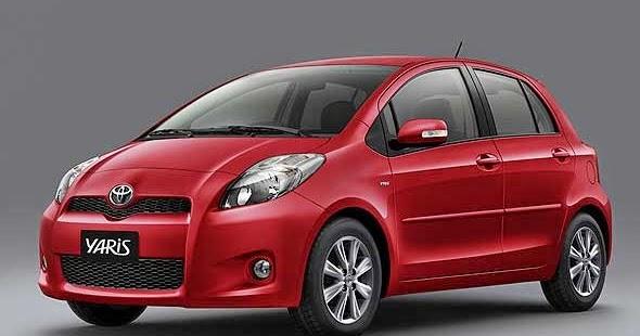 THE ULTIMATE CAR GUIDE: Toyota Yaris - Generation 2.3 (2012-2014)