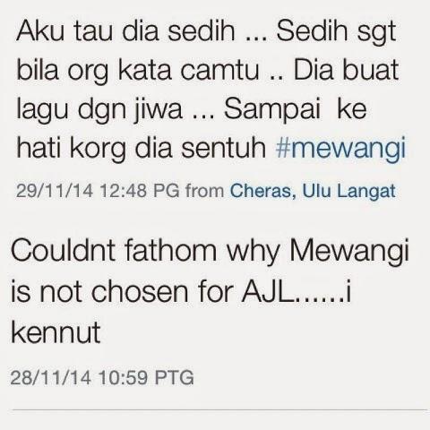Mewangi Gagal Ke AJL29, Penyokong Akim Mengamuk Di Twitter, info, terkini, hiburan, sensasi, Akim Ahmad, gosip