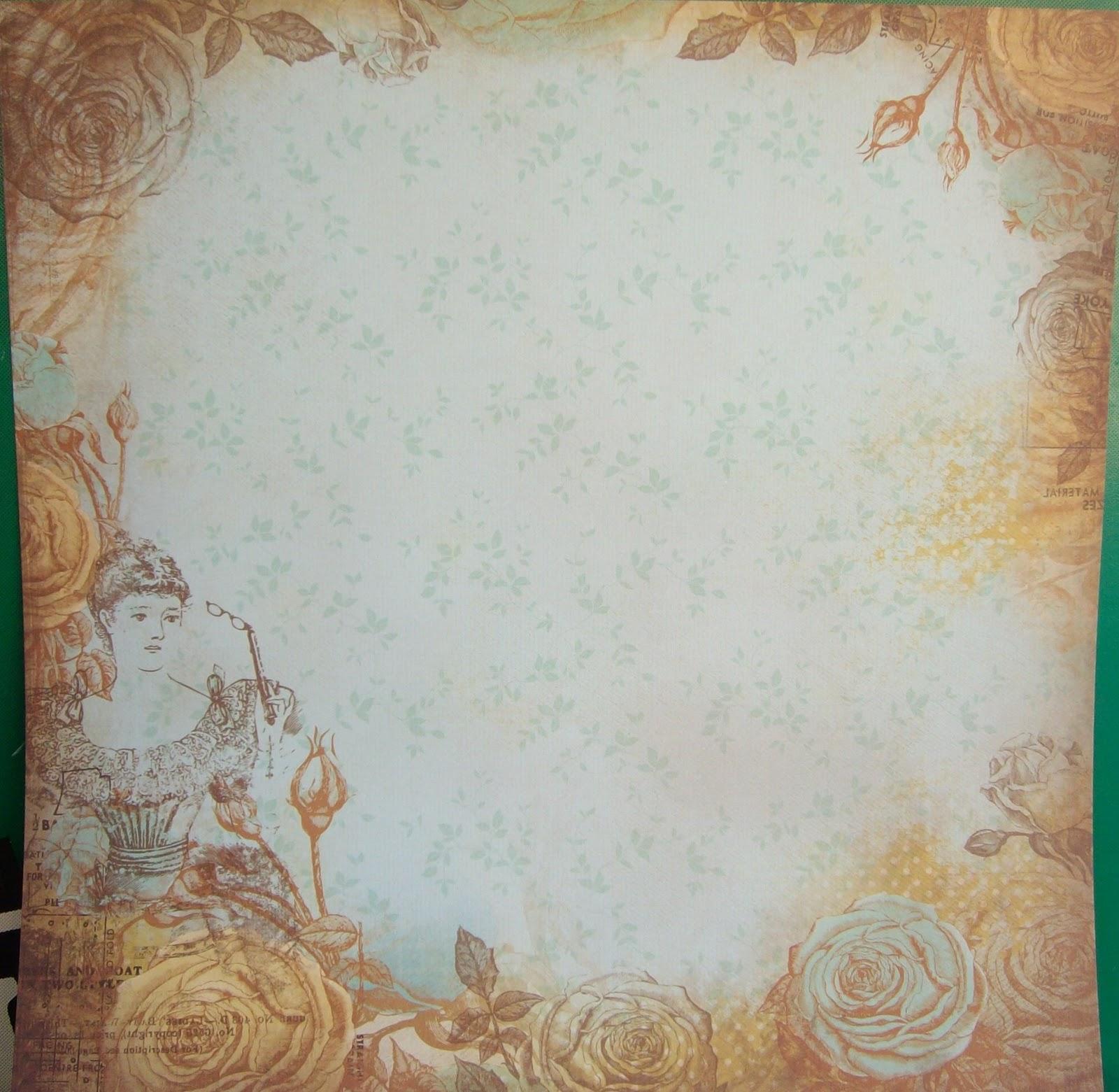 Papeles servilletas y telas de tere papel vintage 020 - Papeles y telas ...