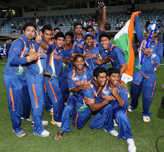 Unmukt Chand world cup win