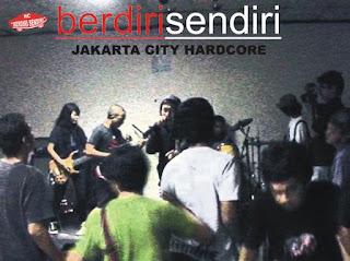 Wallpaper Artwork Photo Berdiri Sendiri Band Punk Hardcore Jakarta Selatan