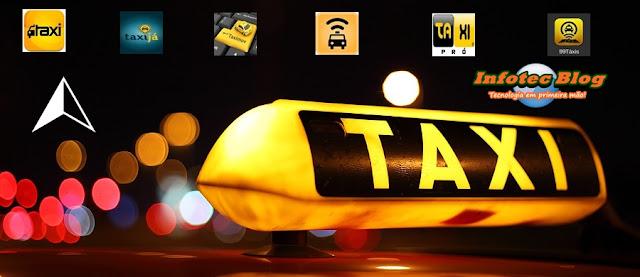 maneira facil de chamar taxi com aplicativo