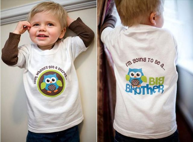 Lovely Babyontheway Announcement Ideas – Baby on the Way Announcement