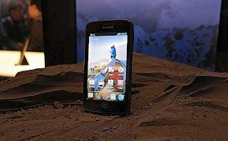 Smartphone Quechua