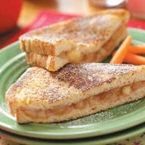 Apple Pie Sandwiches | Cook'n is Fun - Food Recipes, Dessert, & Dinne...