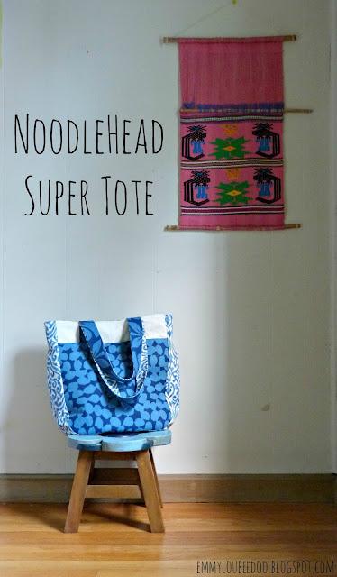 Noodlehead Super Tote