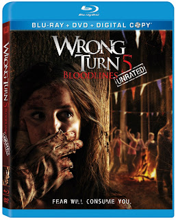 Wrong Turn 5: Bloodlines - Official Trailer (2012)