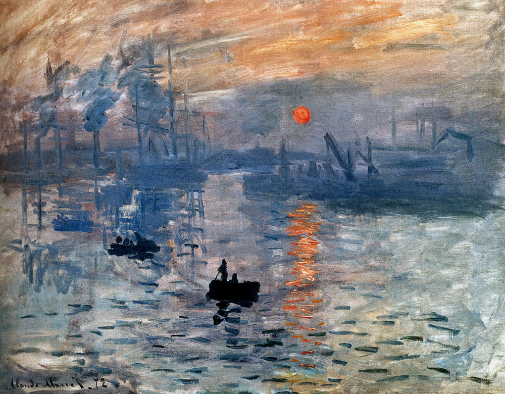 John pototschnik impressionism 39 s influence for Claude monet impressionist paintings