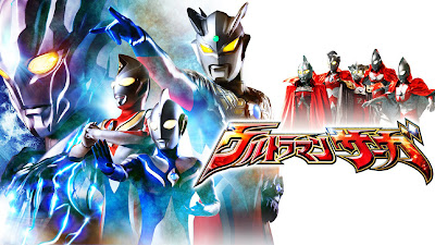 Ultraman Saga The Movie Subtitle Indonesia