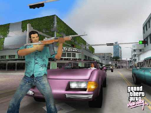 Gta Vice City Wallpapers