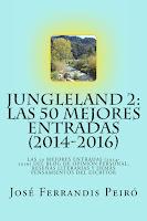 JUNGLELAND 2. LAS 50 MEJORES ENTRADAS (2014-2016) PAPEL