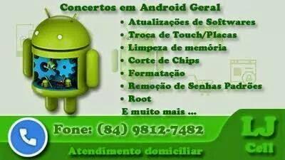 Assistência Técnica para seu PC ou Android.