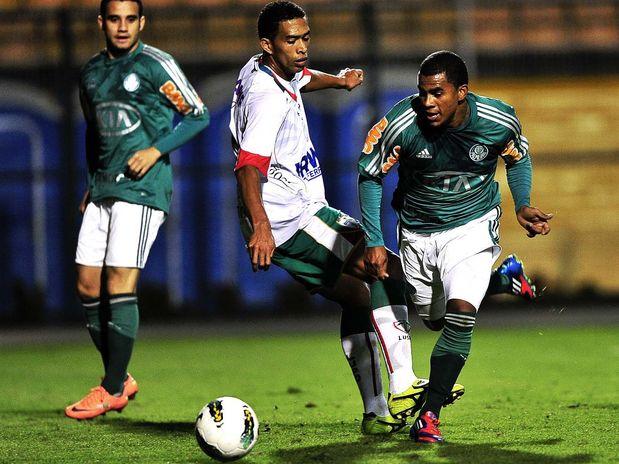 Brasileirão 2012 - Palmeiras 1 x 1 Portuguesa