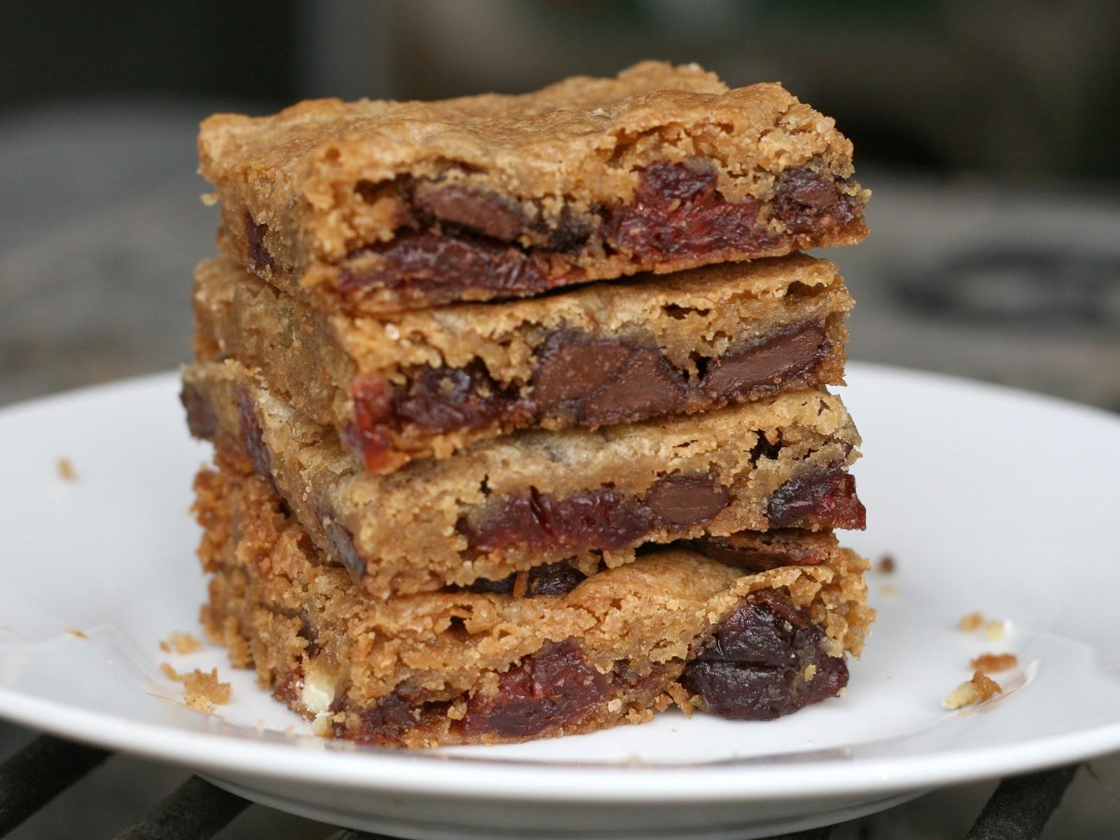 bake a holic chocolate chip cookie bars. Black Bedroom Furniture Sets. Home Design Ideas