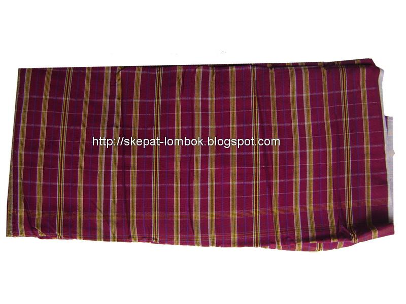 lombok hand weaving