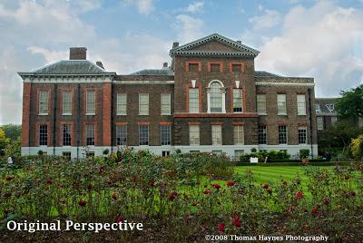 Kensington Palace, camera lens distortion, thomashaynesphotoshoot