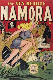Namora 1 cover